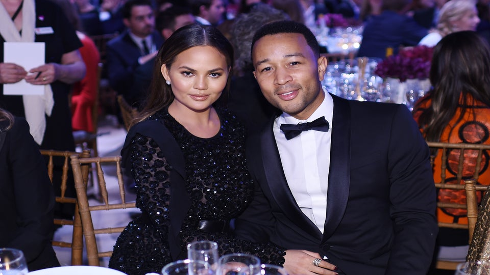Chrissy Teigen Gives John Legend The Same Christmas Gift Every Year