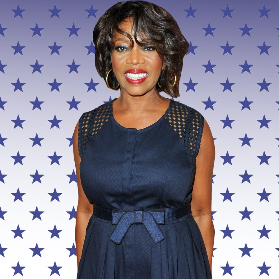 #WhyImWithHer: Alfre Woodard On Why Hillary Clinton Is ' Simply The Best Choice'