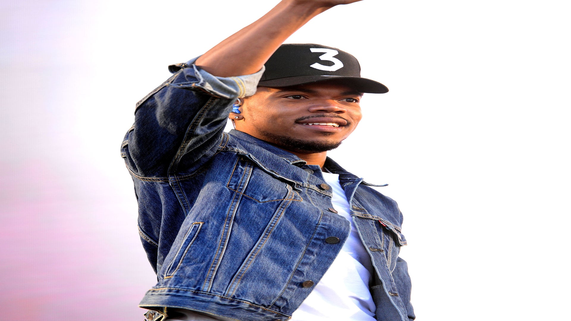 Chance the Rapper's Girlfriend Makes Rare Appearance on His Instagram Feed