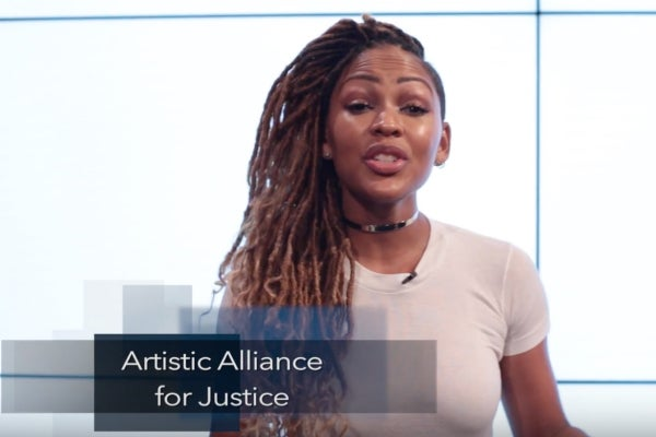 Meagan Good, Russell Simmons, Keisha Epps, Tisha Campbell Martin And More Urge Black Voters To Hit The Polls In New PSA
