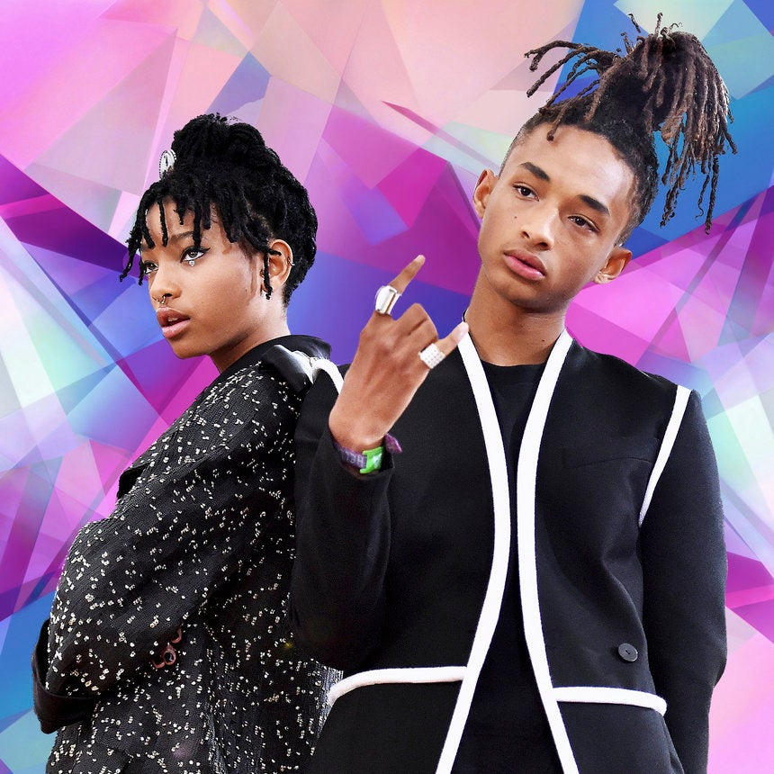 Willow And Jaden Smith Join The Dakota Access Pipeline Protest