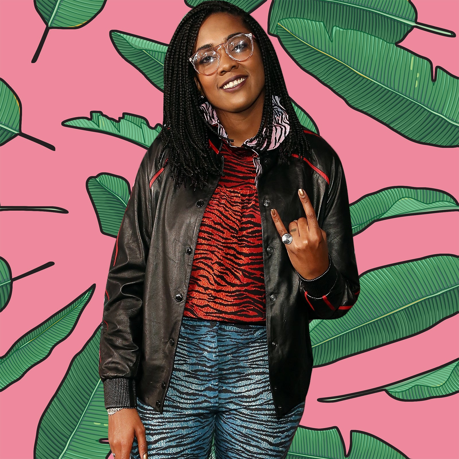 It Girl: Ingrid Burley Dishes on Personal Style and Being Beyonce's Protege