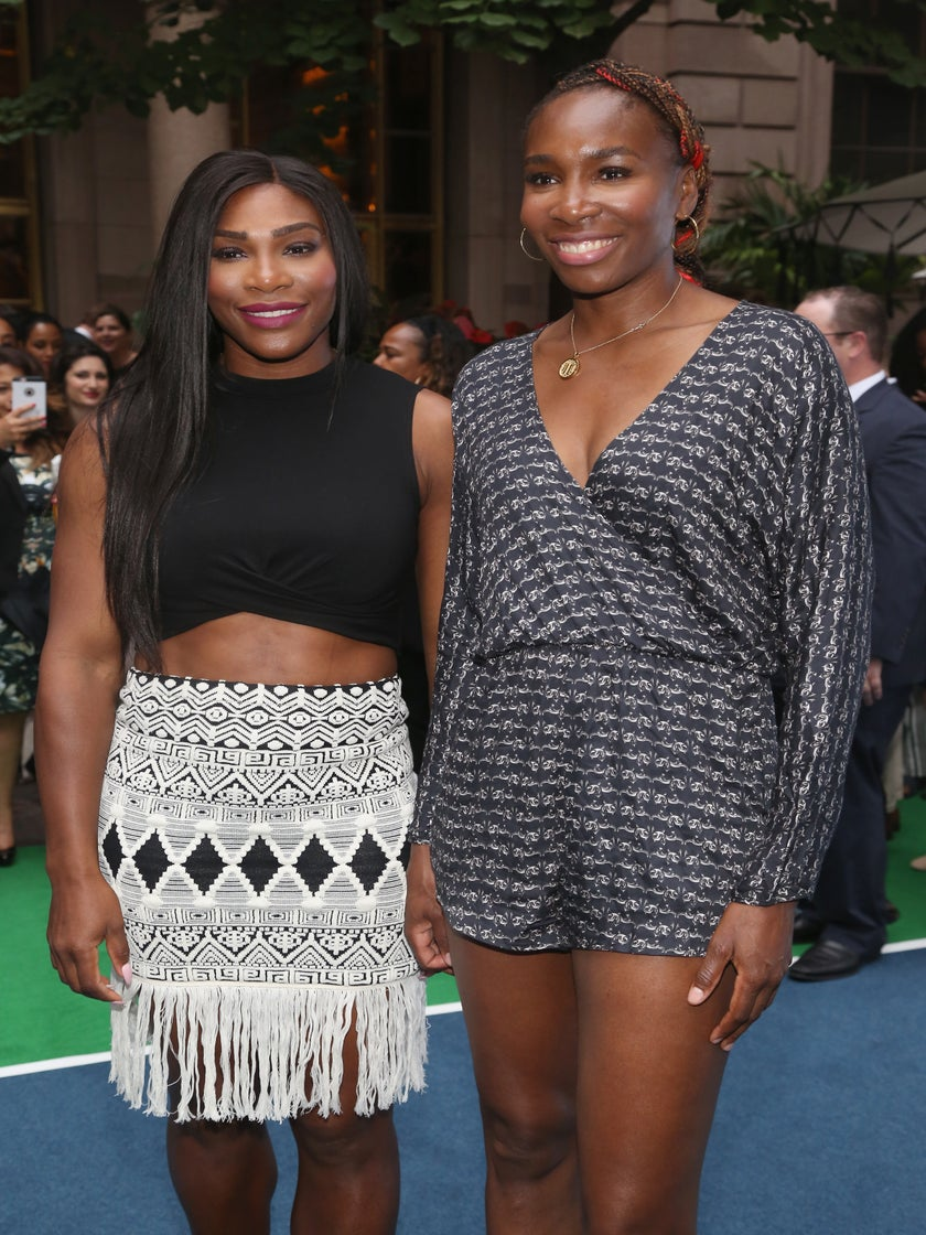 Serena And Venus Williams Give Back With Resource Center For Victims Of Violence