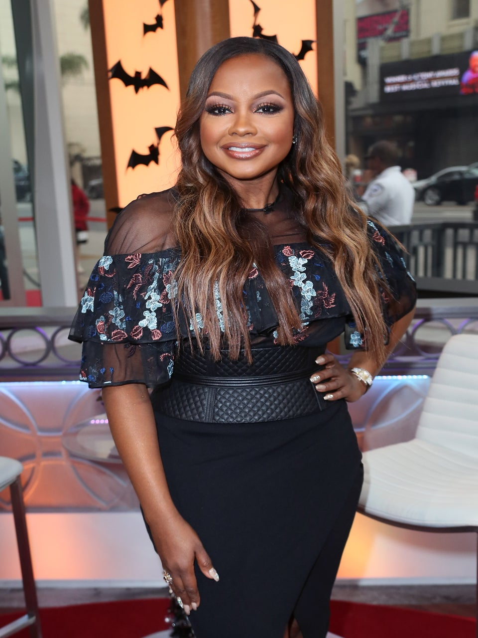 Phaedra Parks Says She And Her Children Are Receiving Daily Threats