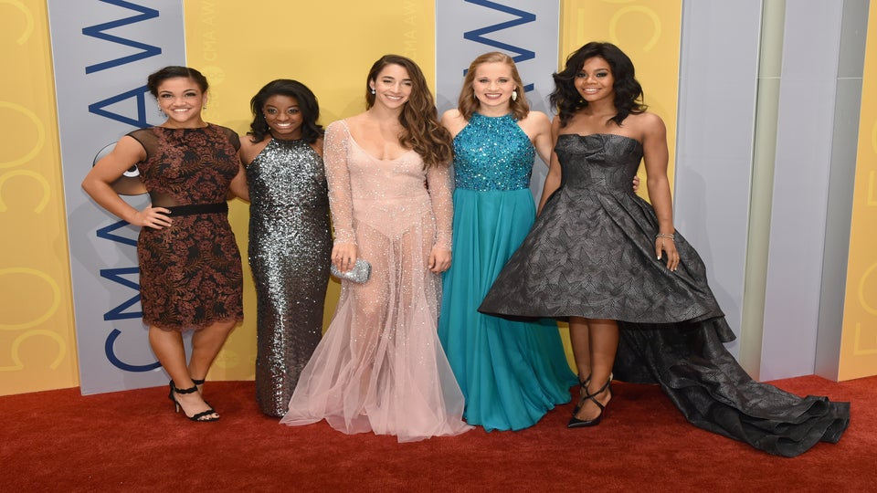 The Final Five Dazzle While Attending the CMA Awards: 'We're Just Taking it All In'