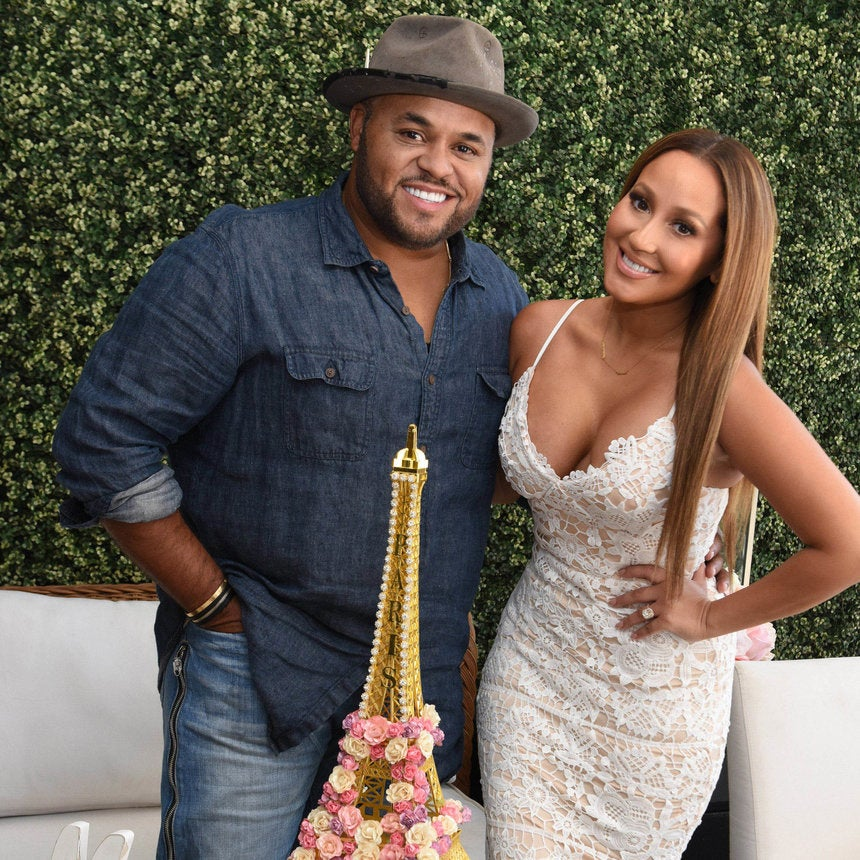 How Adrienne Bailon Lost 15 Pounds For Her Upcoming Wedding and Why Their Love Is Her Favorite
