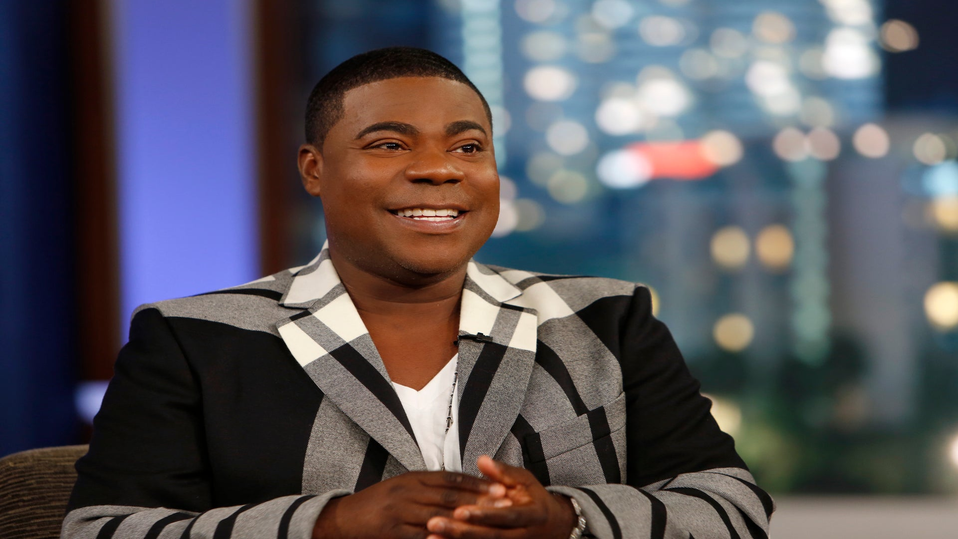 Tracy Morgan Says Black Fathers Need To Set A 'Standard Of Love'