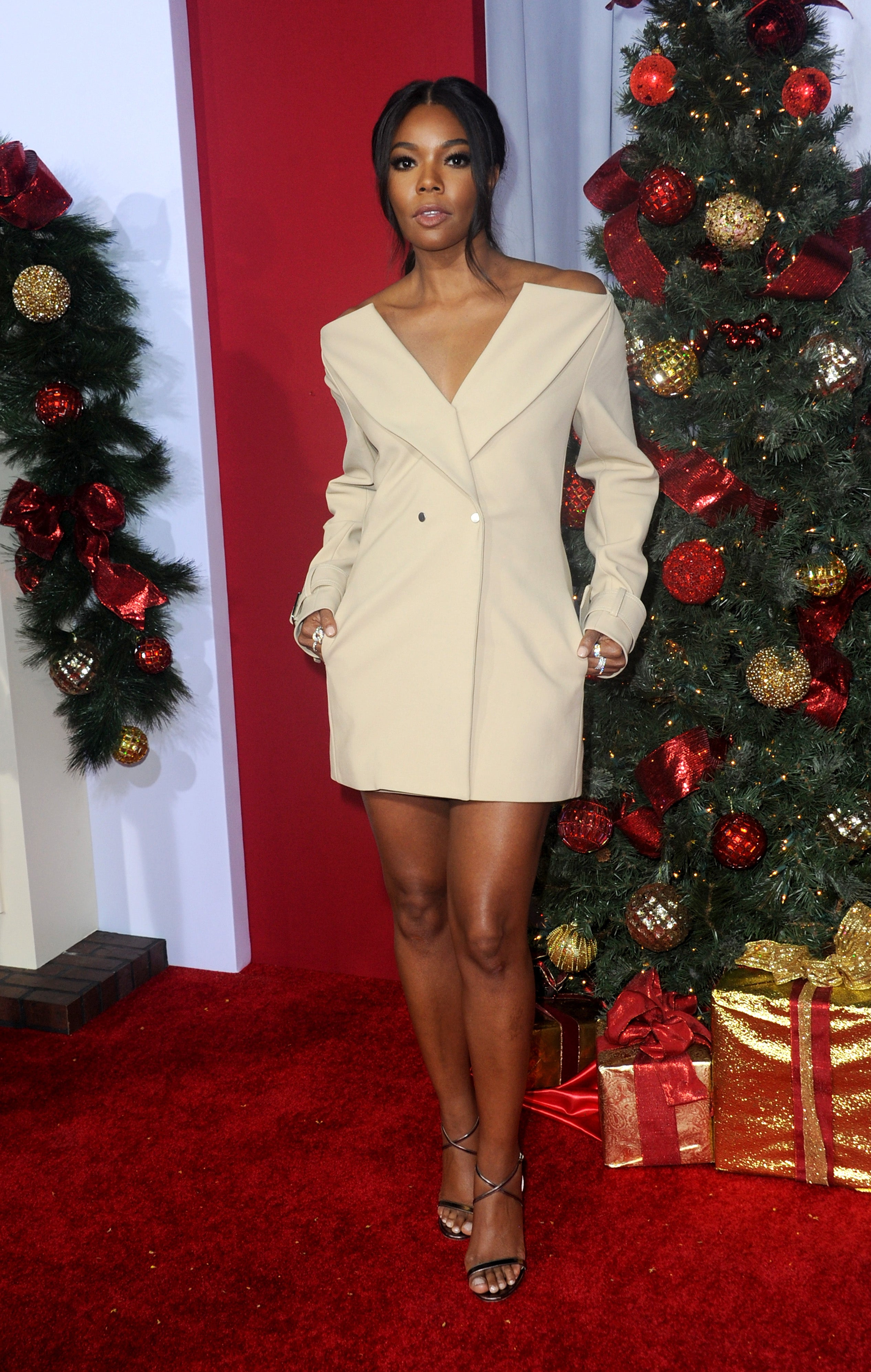 Almost Christmas Keri Hilson.Celebs At The Almost Christmas Premiere Essence