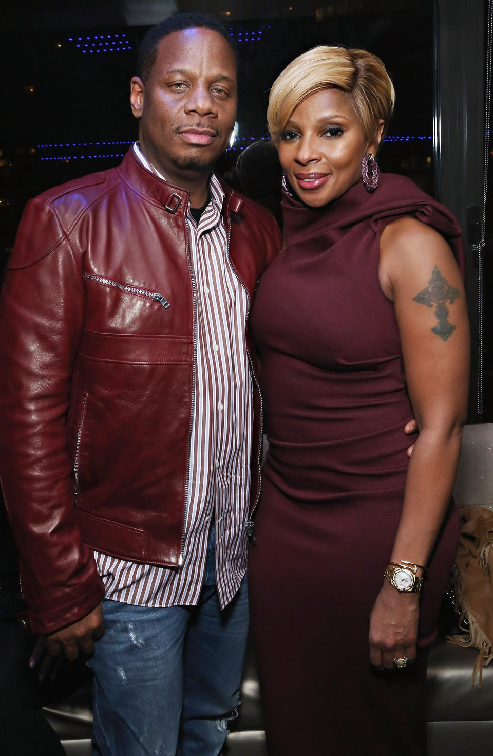 Mary J. Blige's Ex Claims She Is Painting Him Out To Be A VillainDuring Her Concerts