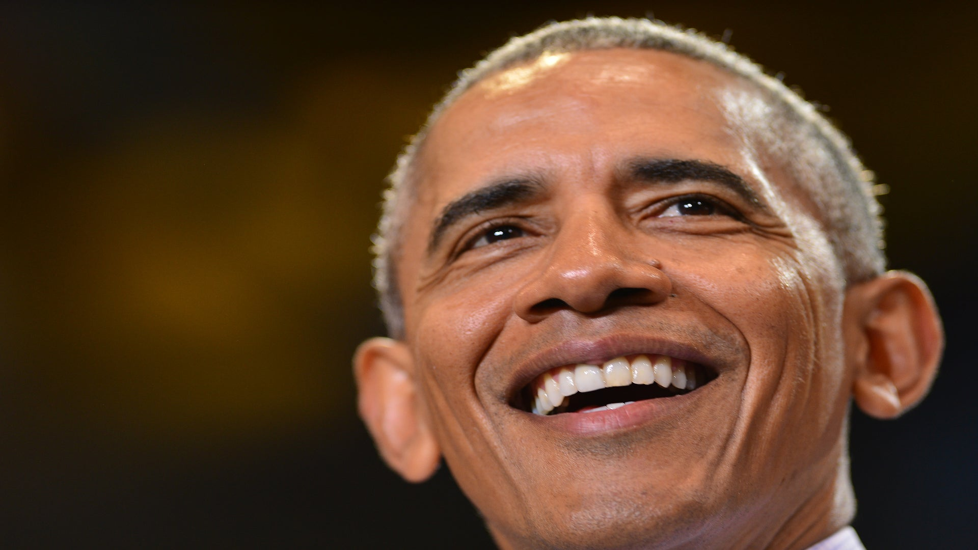 """President Obama: """"If I Watched Fox News, I probably wouldn't vote for me either"""""""