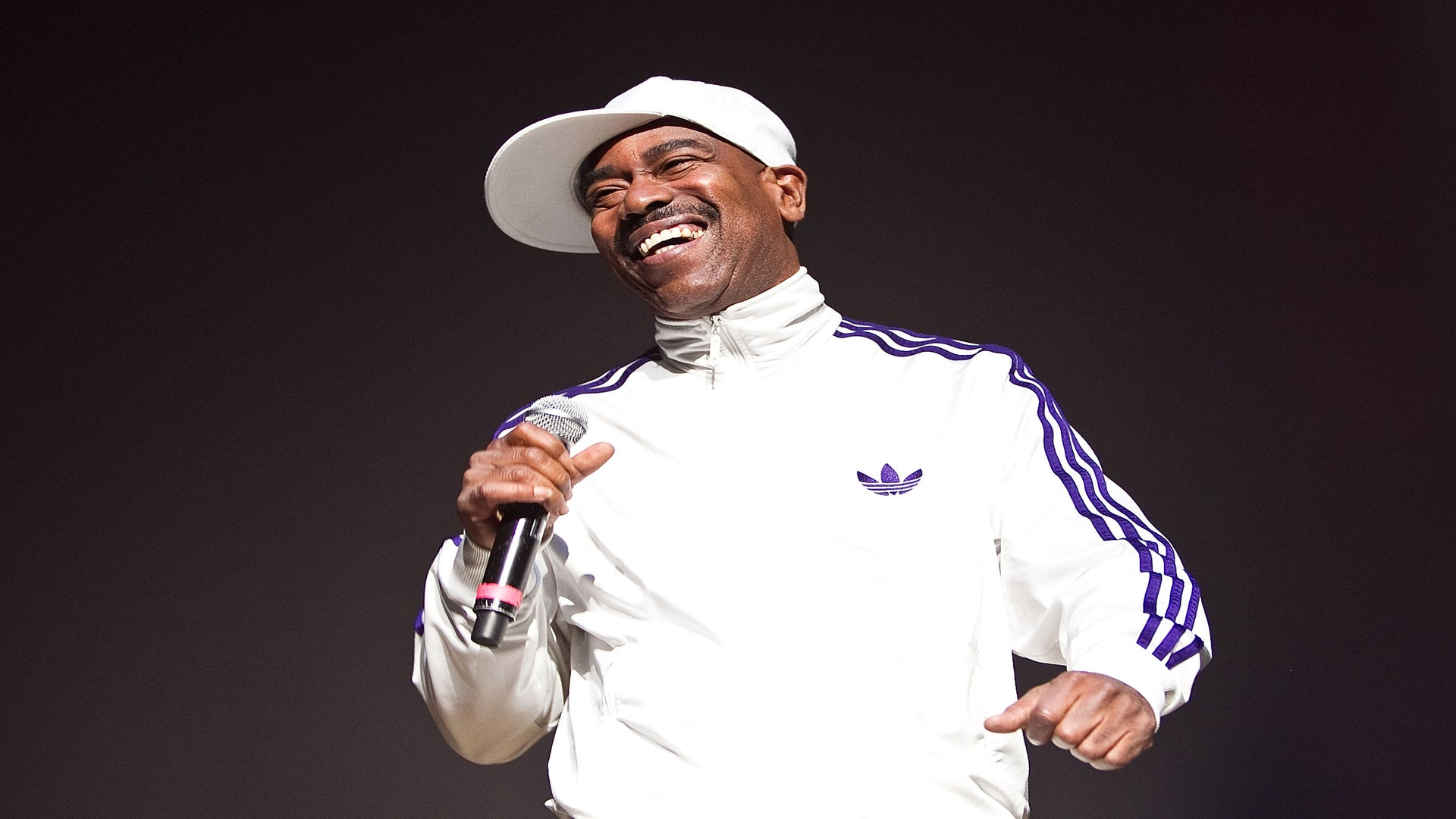 Get Well Soon! Kurtis Blow Recovering After Heart Attack