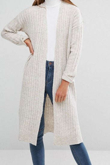 The One Cozy Cardigan You'll Want to Wear All Season