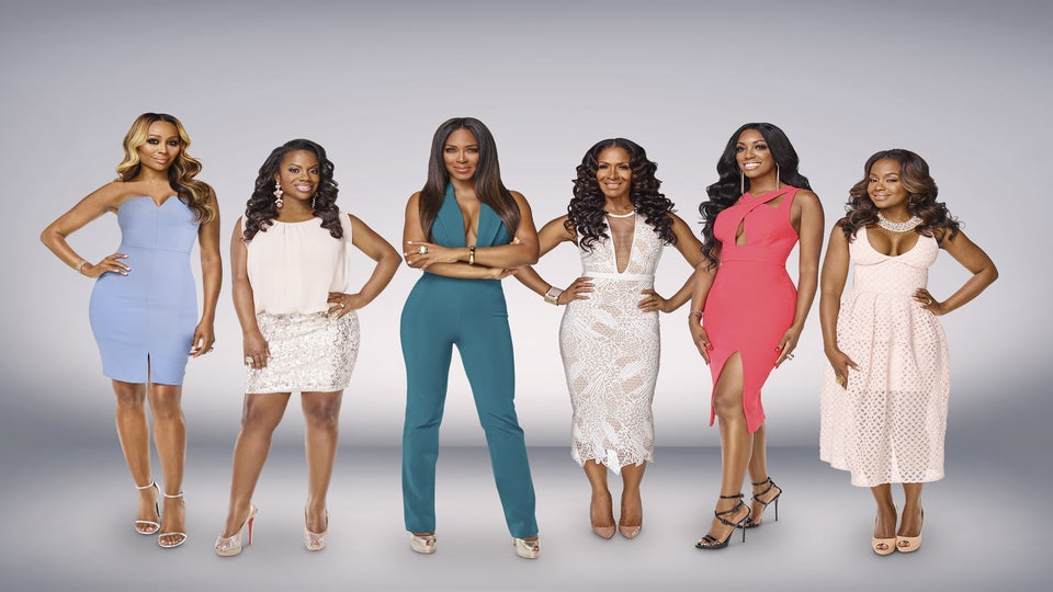 The Season Premiere Of 'The Real Housewives Of Atlanta' Was All About Divorce And Housewarming Drama