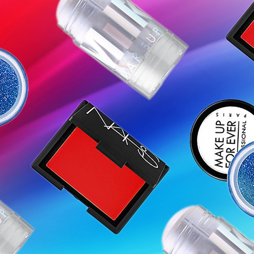 Red, White and Blue Beauty Products You'll Want To Rock Beyond Election Season