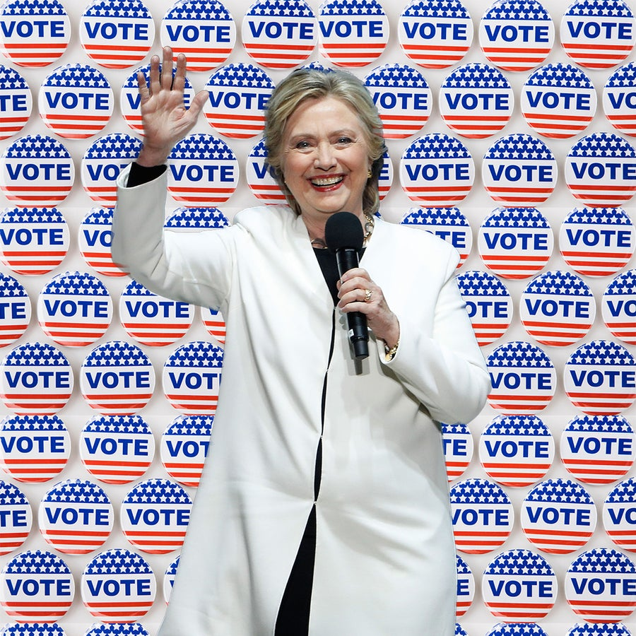 I Don't Have To Love Hillary Clinton To Vote For Her