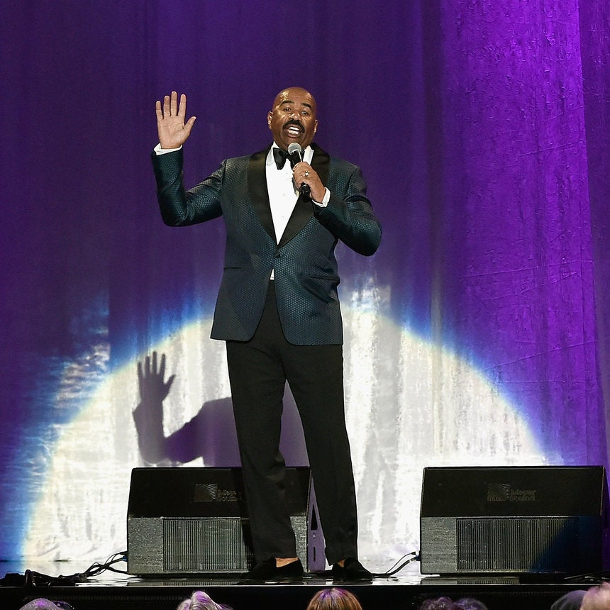 4 Major Gems On How to Succeed Against the Odds From ESSENCE Fest Dubran Speaker Steve Harvey