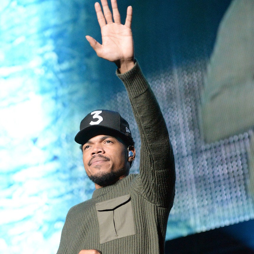 Trump, Kanye, And Being A Big Kid: 5 Things We Learned From Chance The Rapper's New Interview