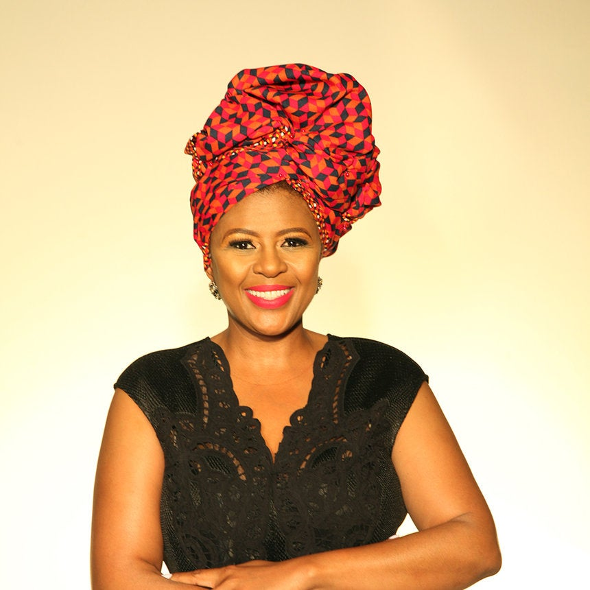 Former Miss South Africa Turned Businesswoman Basetsana Kumalo Talks Leadership and Entrepreneurship for Women