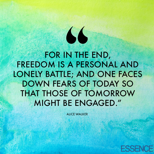 Image of: Love Of 16 Essence 15 Quotes About Hope And Strength From Famous Black Women To Help