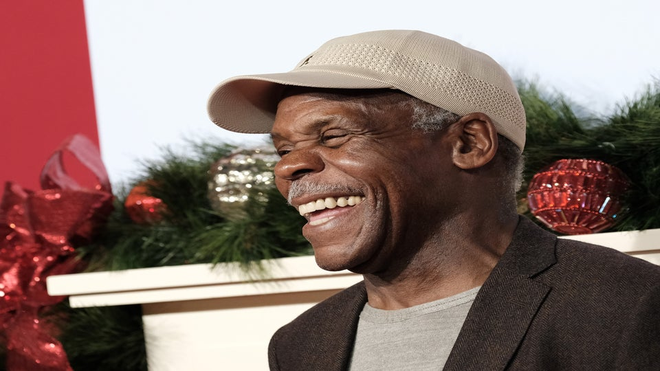 Danny Glover Talks About The Magic of His Upcoming Film,'Almost Christmas'