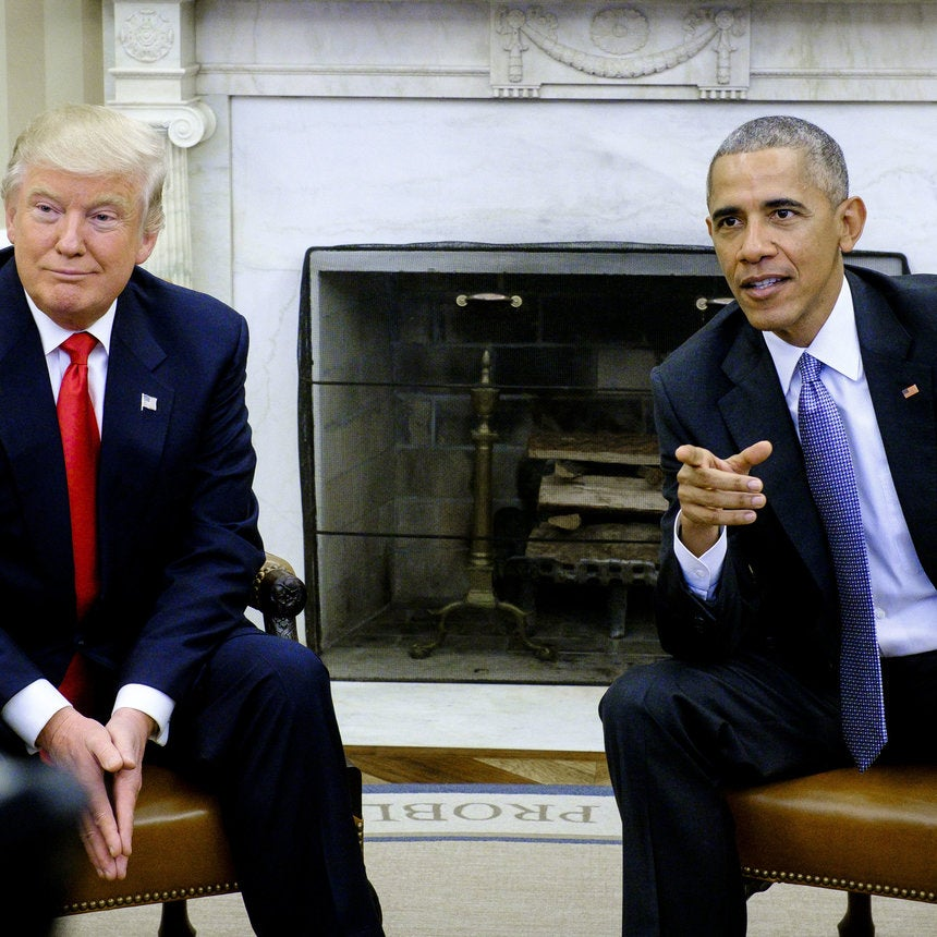 Donald Trump Finally Admits What We Already Know - Obama Is A Good Man