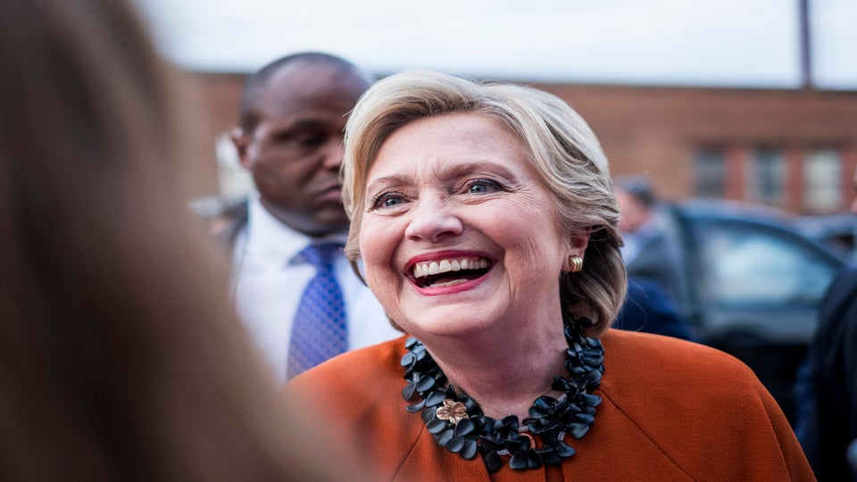 Hillary Clinton Spotted on Hike in Chappaqua for the First Time Since Concession Speech