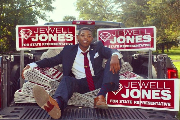 Black College Student Jewell Jones Makes History As Youngest Lawmaker In Michigan