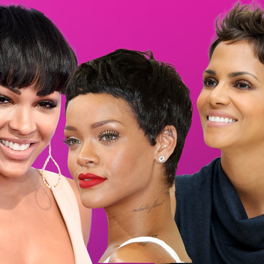 These A-List Pixie Styles May Convince You to Do the Big Chop
