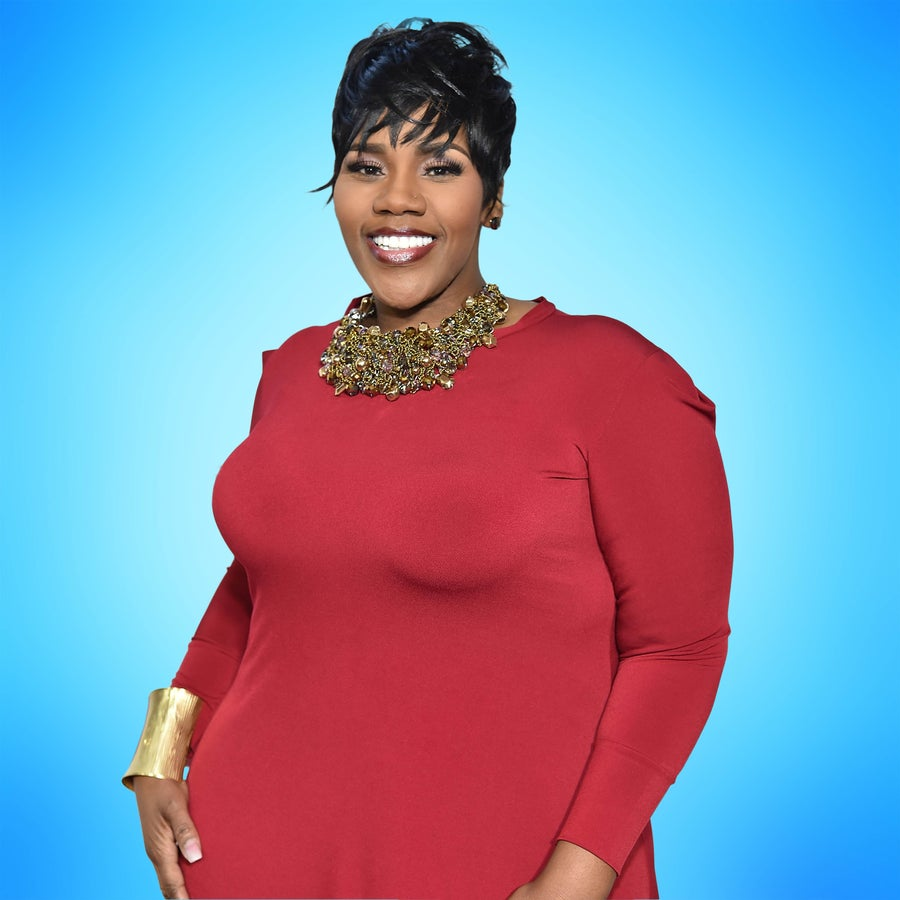 Seriously: Kelly Price Will Sing The National Anthem At Chris Brown And Soulja Boy's Boxing Match