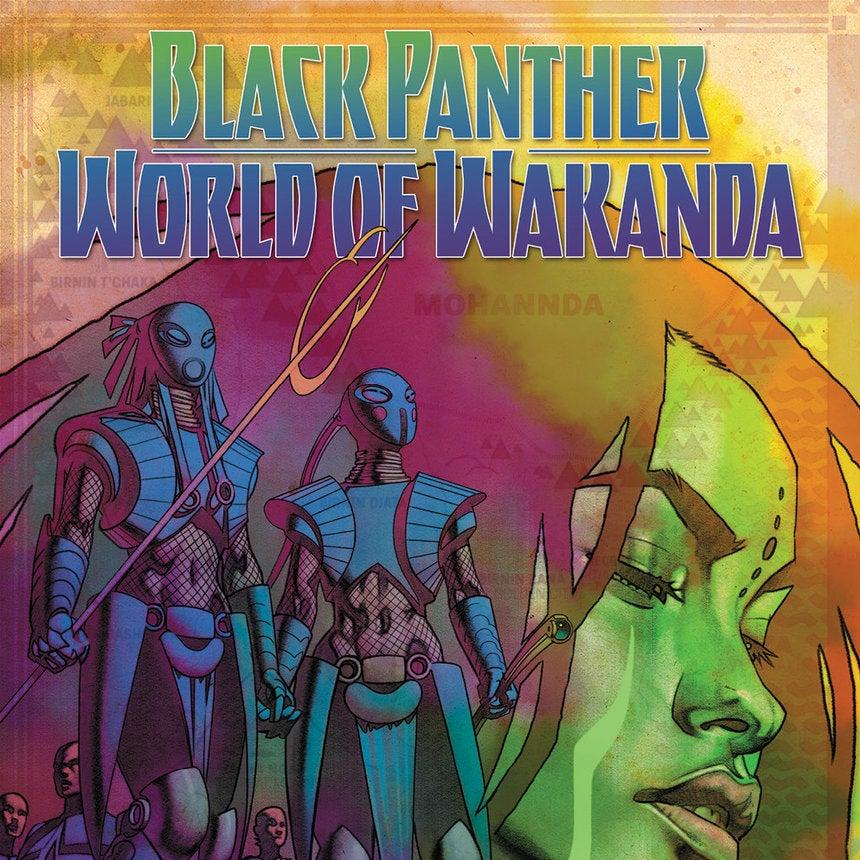 Roxane Gay And Yona Harvey Didn't Hesitate To Take On The 'World Of Wakanda'