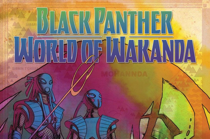Roxane Gay And Yona Harvey Talk 'World Of Wakanda' Essence