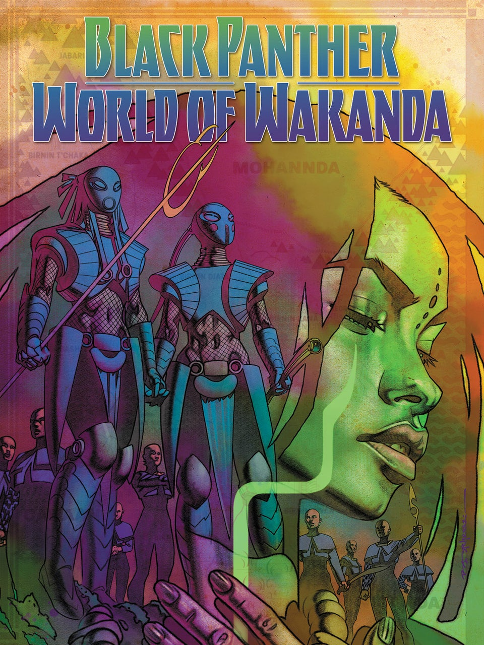 Roxane Gay And Yona Harvey Didn't Hesitate To Take On The 'World Of Wakanda'