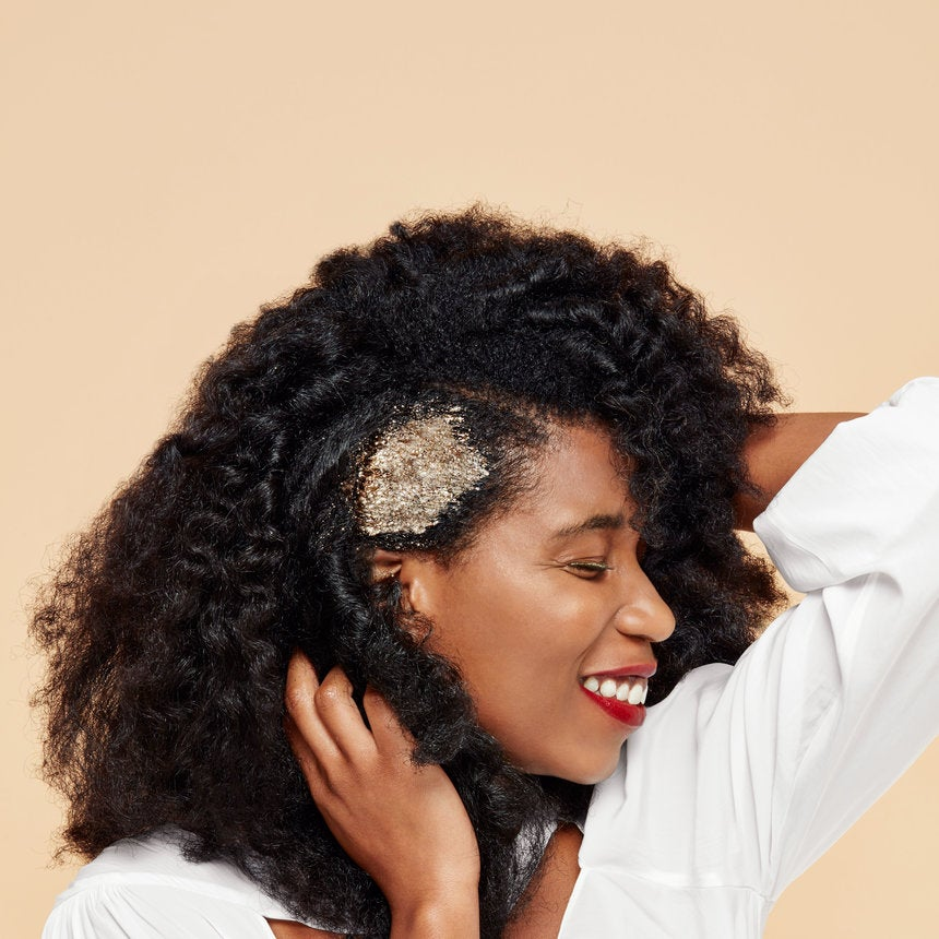 Fun and Festive Holiday Hairstyles That Look Amazing On Type 4 Hair