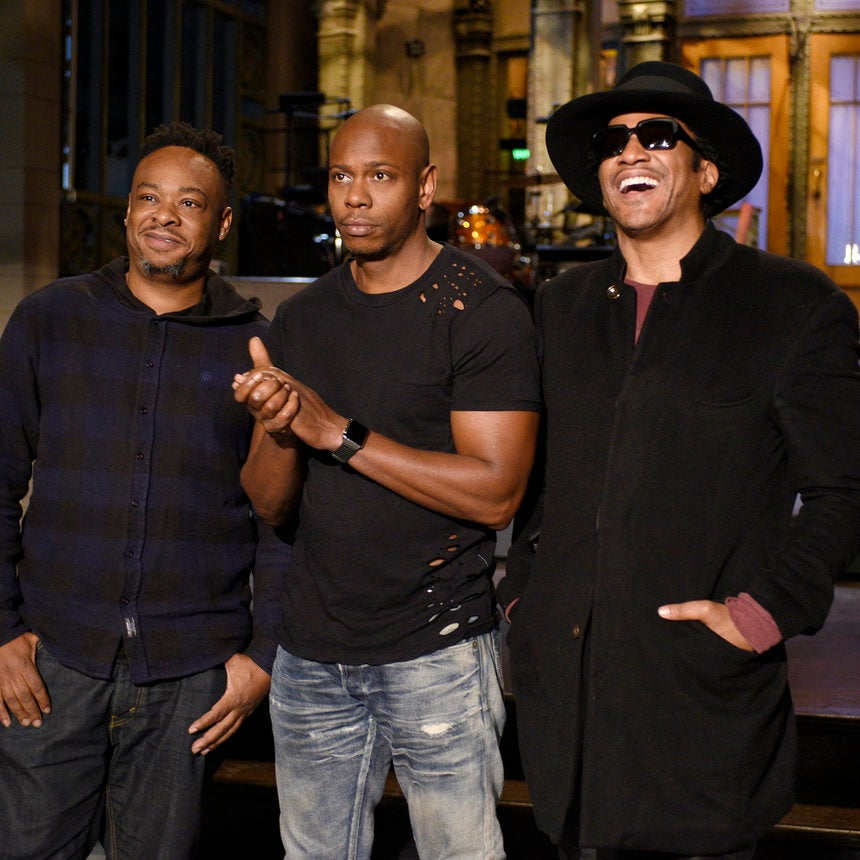 Watch Dave Chappelle Use His 'SNL' Monologue to Send An Important Message to Donald Trump