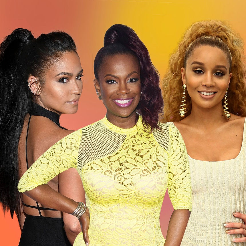 Wrap Your Strands in These Stylish Ponytail Holders for the Holidays