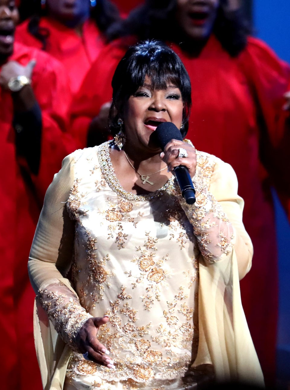 Pastor Shirley Caesar Is Not Suing #UNameItChallenge Producer…But She Doesn't Want Him Profiting Either