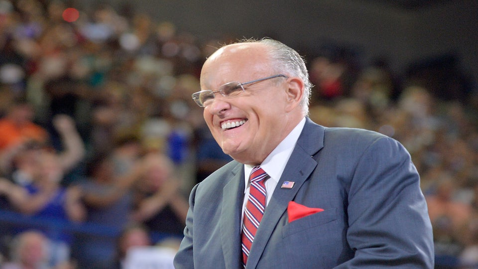 Donald Trump Picks Rudy Giuliani To Assist With Cybersecurity