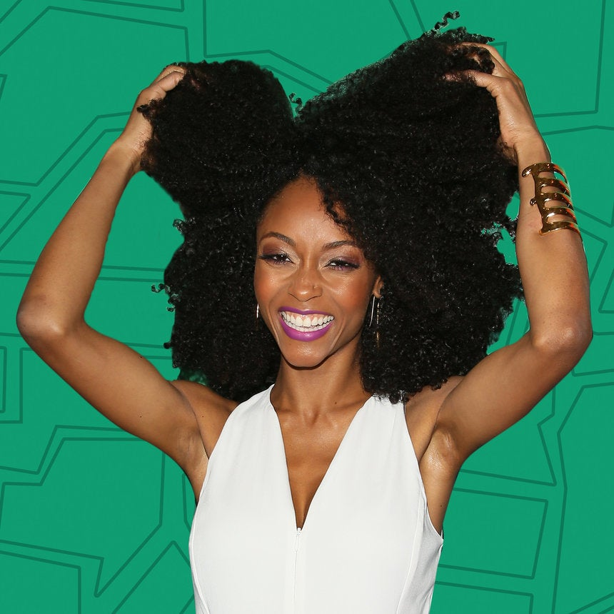 15 of Yaya Dacosta's Biggest & Best Hair Moments