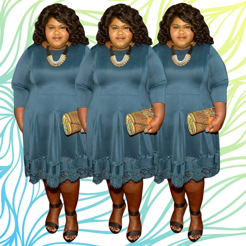 Gabourey Sidibe's Amazing Weight Loss Transformation