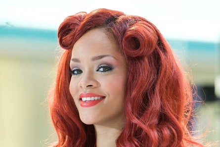 Black Celebs With Red Hair Essence