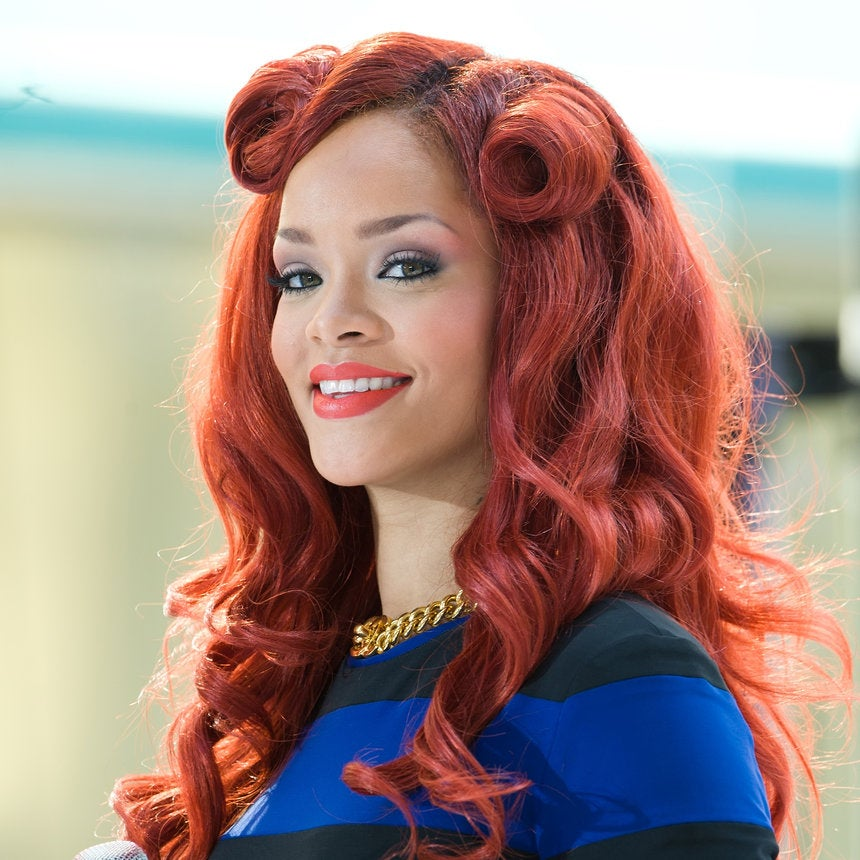 15 Red Hot Celebrity Hair Moments We'll Never Forget
