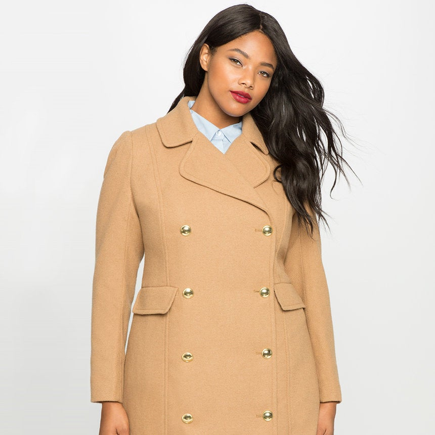 15 Head-Turning Coats Perfect For Curvy Girls