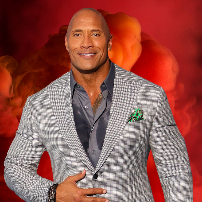Dwayne 'The Rock' Johnson Is This Year's Sexiest Man Alive!