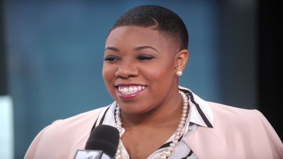Symone Sanders Offers Empowering Words Of Truth At The 2016 Root 100 Gala