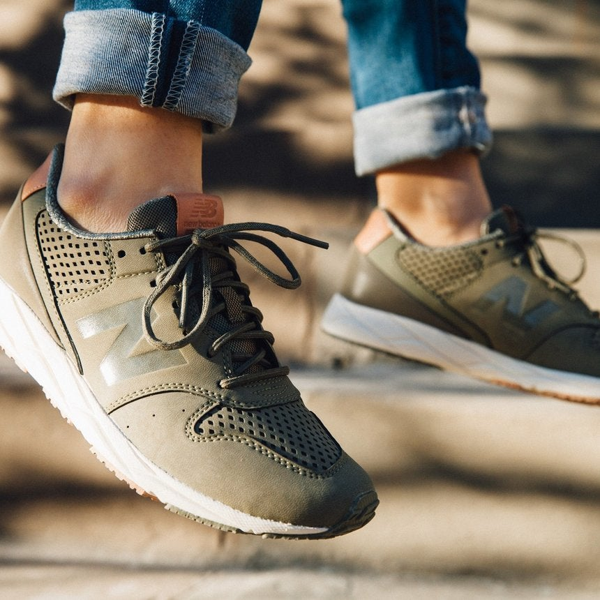 So, Are New Balance Shoes The Footwear For White Supremacy?