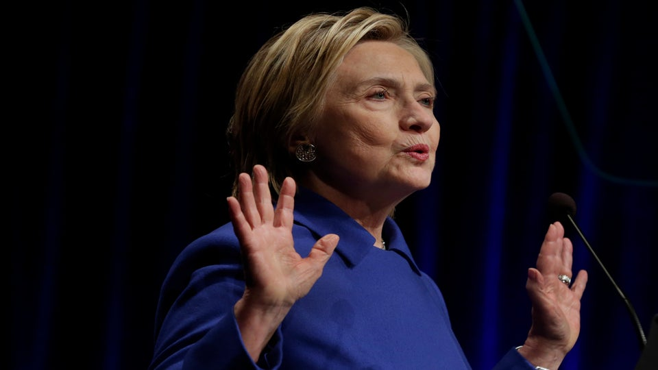 Hillary Clinton Reflects On Her Loss and Urges Her Supporters to Stay Engaged