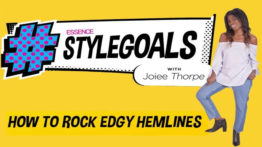#StyleGoals: How To Rock The Hottest Hemlines