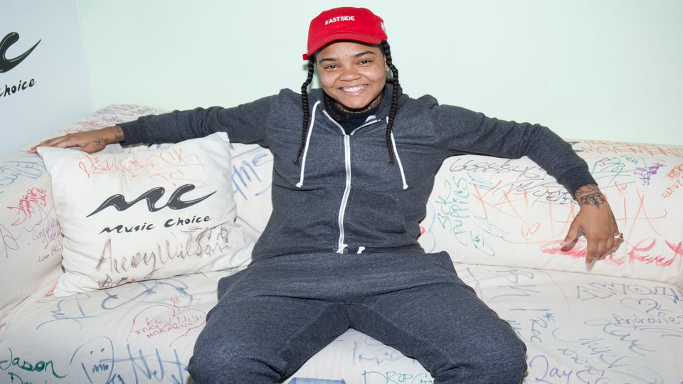 Young M.A Hopes To Inspire Young Gay People