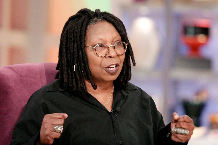 Whoopi Goldberg: Wearing 'White Lady Hair' Is Appropriation ...