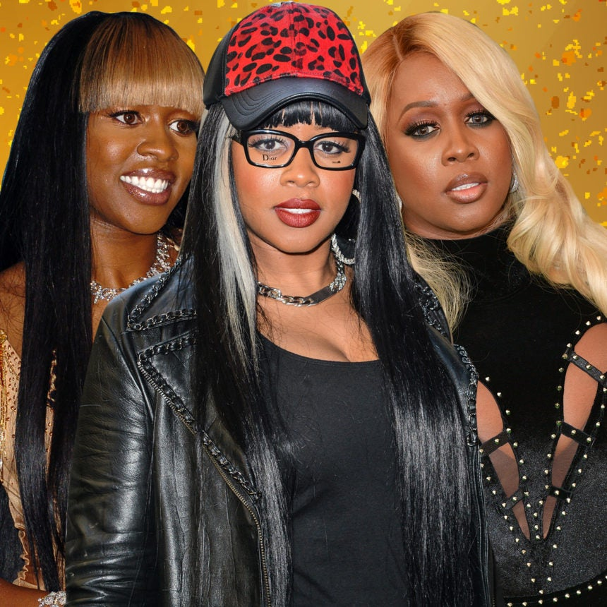 No One Slays In Long Hair Quite Like Remy Ma